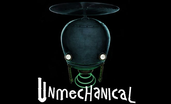 Скачать Unmechanical (2012/Repack) торрент - забавная логическая мини игра
