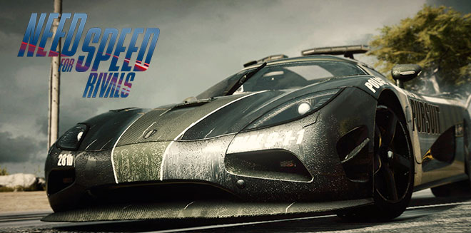Need For Speed: Rivals PC – торрент