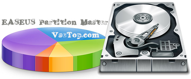 EASEUS Partition Master Technician 12.10 на русском