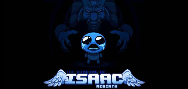 The Binding of Isaac: Rebirth (2014) PC – на русском