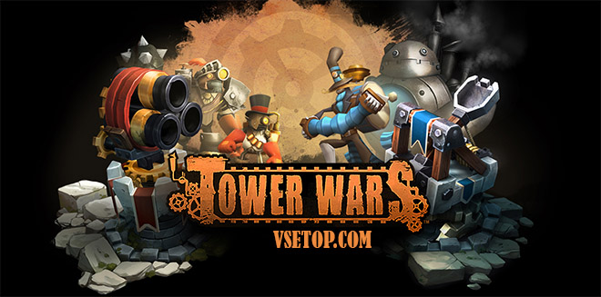 Tower Wars (2012) PC – торрент