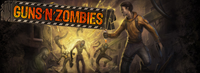 Guns n Zombies (2014) PC - торрент