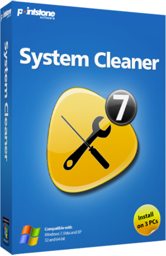 Pointstone System Cleaner – очистка компьютера