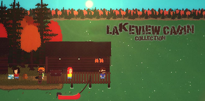 Lakeview Cabin Collection: Episode 1-6