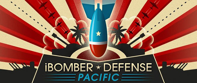 iBomber Defense Pacific - полная версия