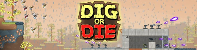 Dig or Die v1.1 Build 854 - полная версия