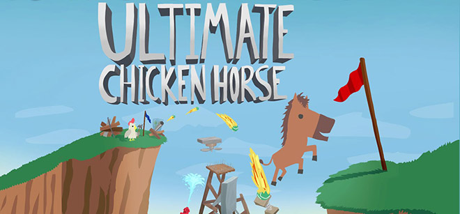Ultimate Chicken Horse v1.7.027 на русском – торрент