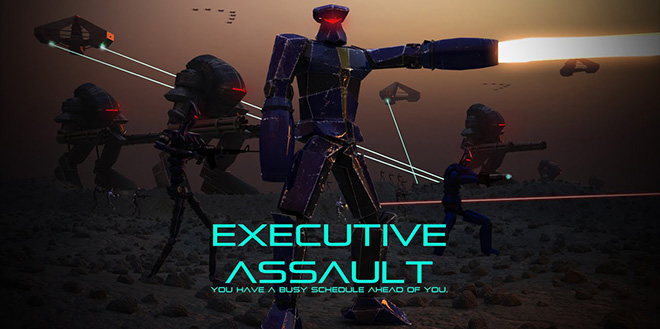 Executive Assault v1.200.25 - полная версия
