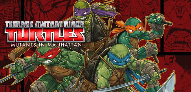 Teenage Mutant Ninja Turtles: Mutants in Manhattan – торрент