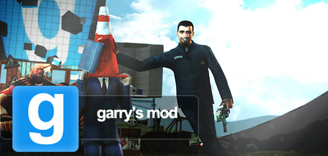 Garry's Mod + Content Pack – торрент