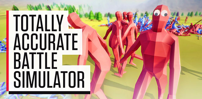 Totally Accurate Battle Simulator / TABS v0.11.0.a.d798cf072c.213 - игра на стадии разработки