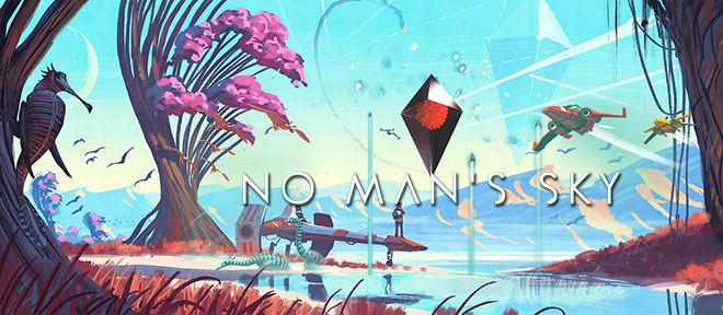 No Man's Sky v3.01 Origins на русском – торрент