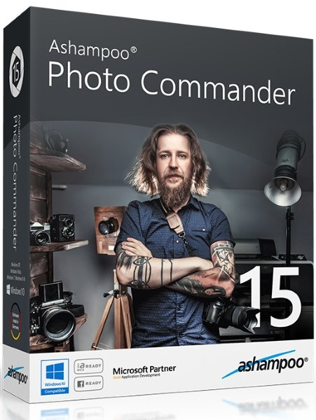 Ashampoo Photo Commander 16.0.4 + crack