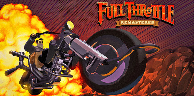 Full Throttle Remastered v1.1.879806 – торрент