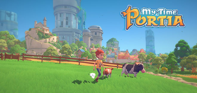 My Time At Portia v2.0.141235