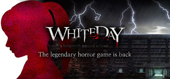 White Day: A Labyrinth Named School v1.03 + 30 DLC – торрент