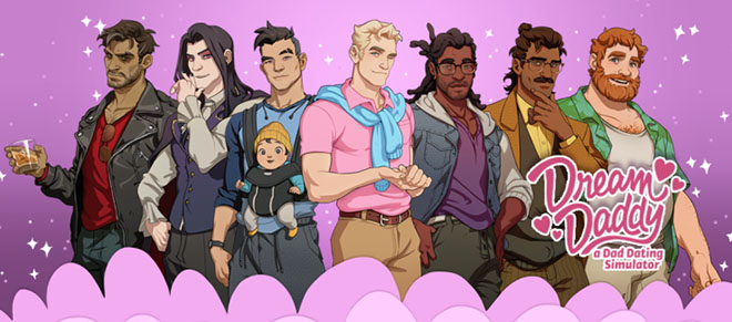 Dream Daddy: A Dad Dating Simulator v0.11 - полная версия