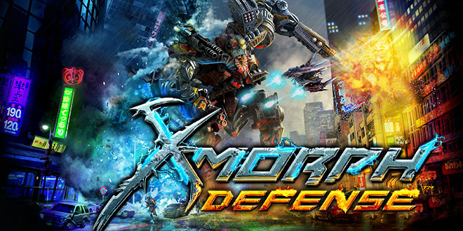 X-Morph: Defense v1.14 + 3 DLC на русском – торрент