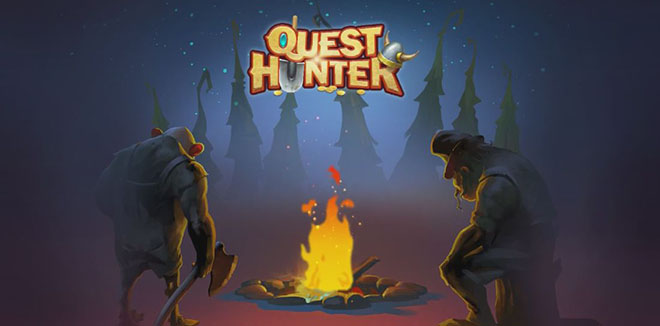 Quest Hunter v1.0.5s - на русском