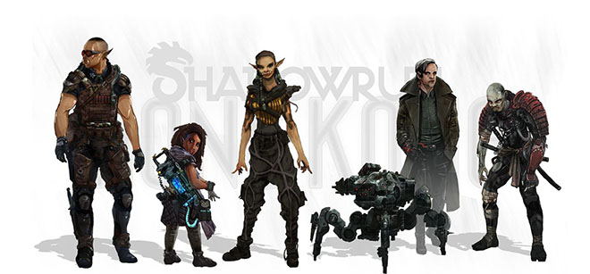 Shadowrun: Hong Kong - Extended Edition на русском v3.1.2 – торрент