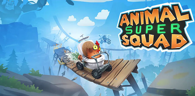 Animal Super Squad v1.0.2 – полная версия