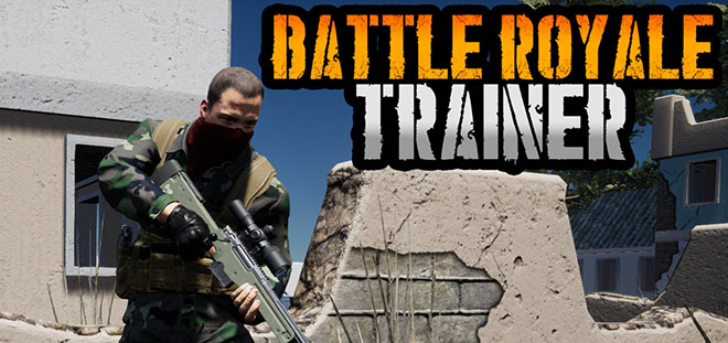 Battle Royale Trainer v1.0.3.2 – тренажер для PUBG