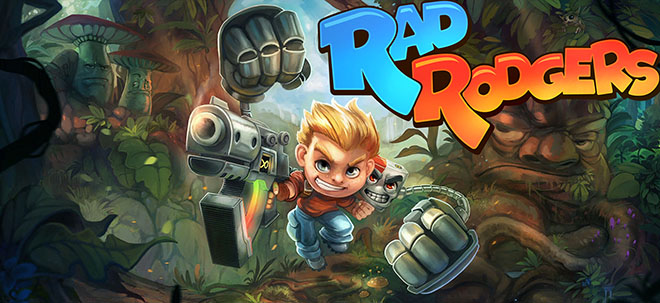 Rad Rodgers Radical Edition – полная версия