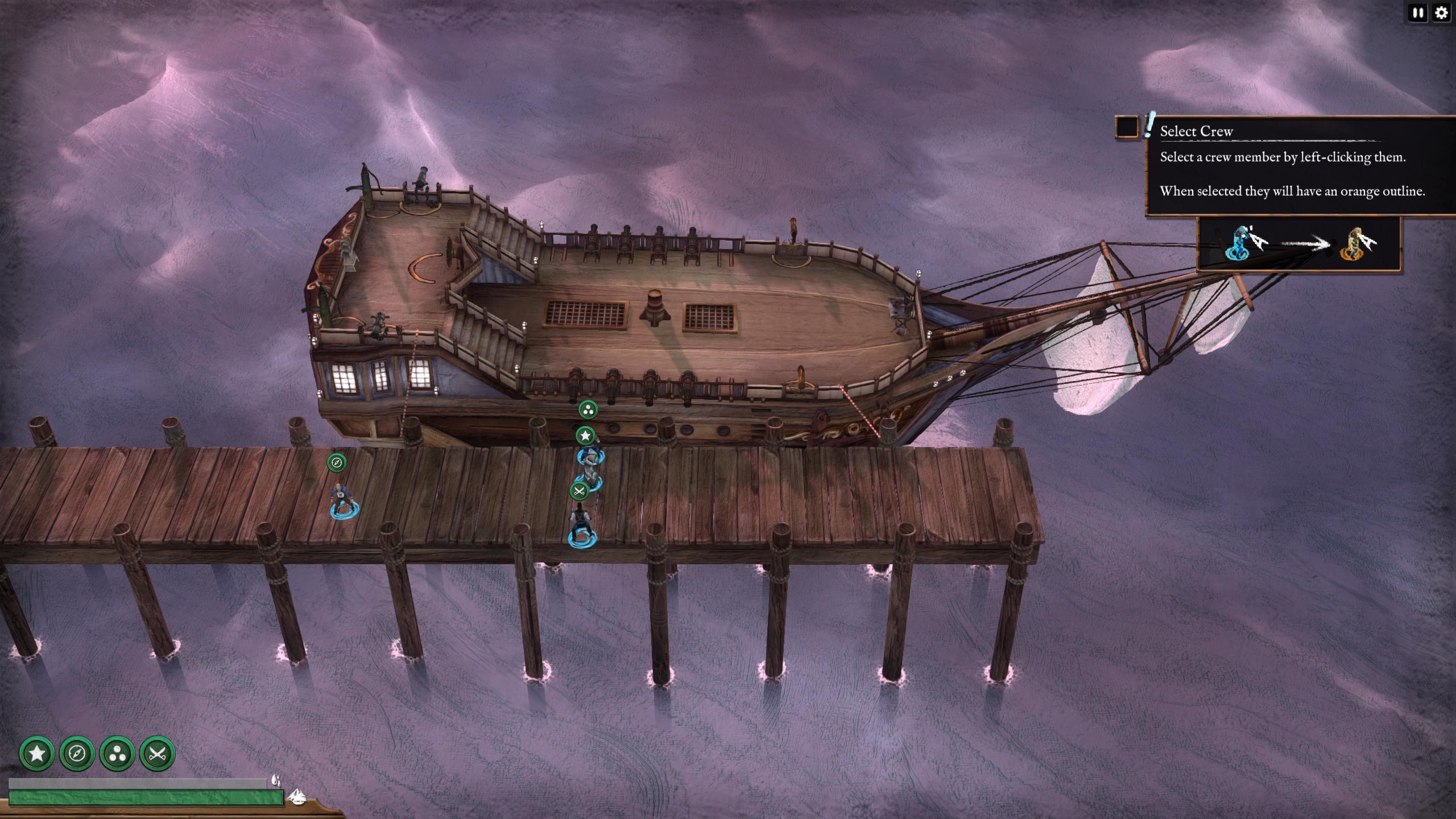journey towa abandon ship - HD2560×1440