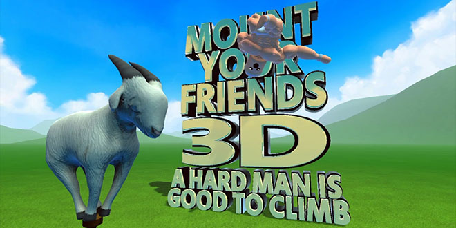 Mount Your Friends 3D: A Hard Man is Good to Climb v0.59