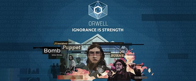 Orwell Ignorance is Strength v1.1.6717.27991