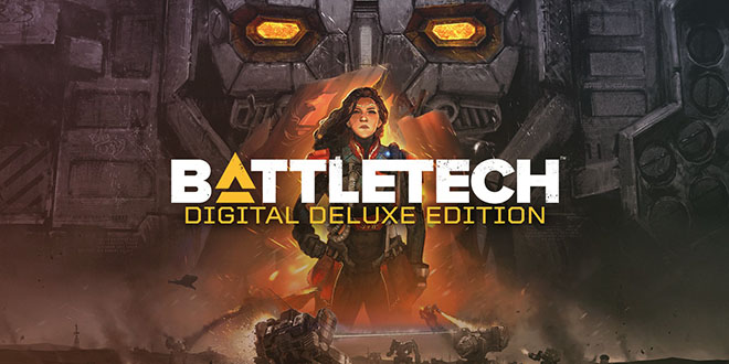 BATTLETECH Digital Deluxe Edition v1.5.0 – торрент