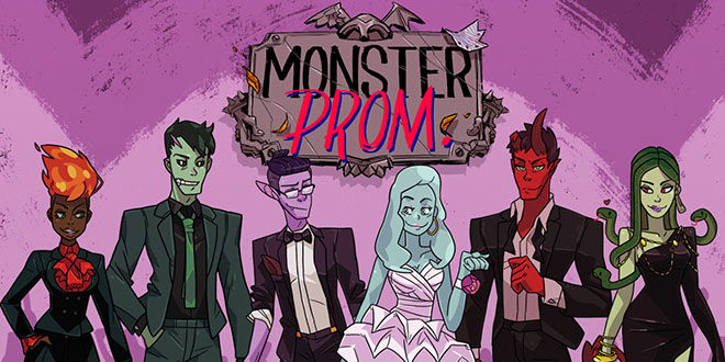 Monster Prom Second Term v07.11.2019 – торрент