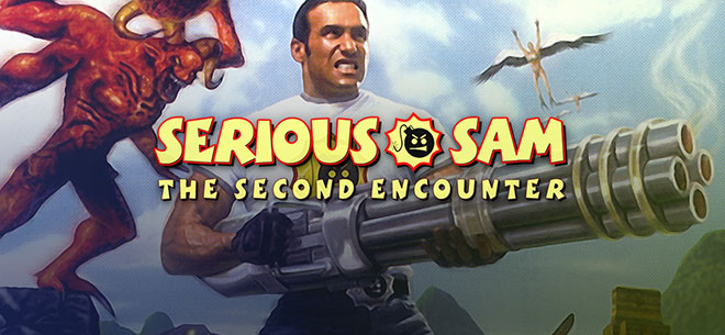 Serious Sam: The Second Encounter v1.07 - торрент