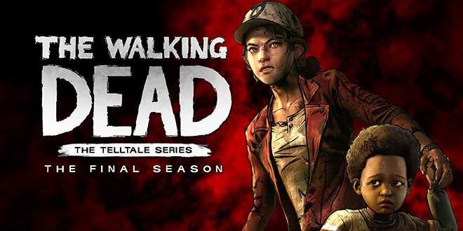 The Walking Dead: The Final Season - Episode 1-4 – торрент
