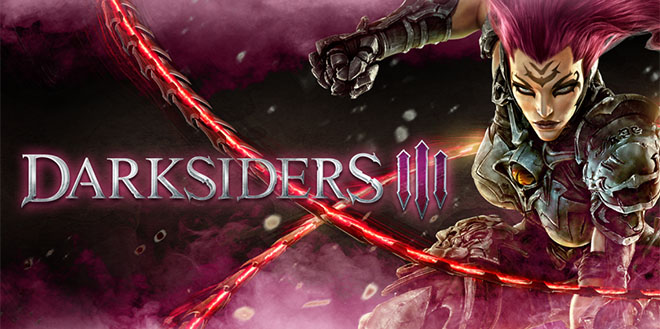 Darksiders III: Deluxe Edition v1.32 - торрент