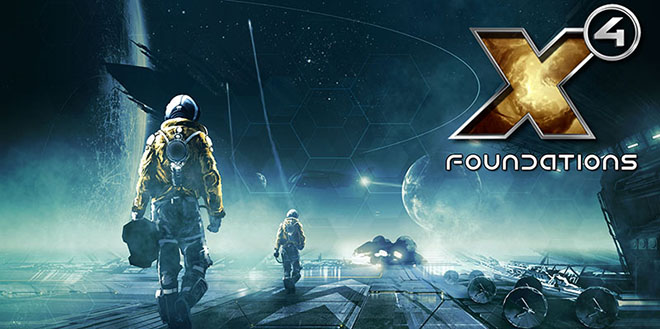 X4: Foundations v2.50 – торрент