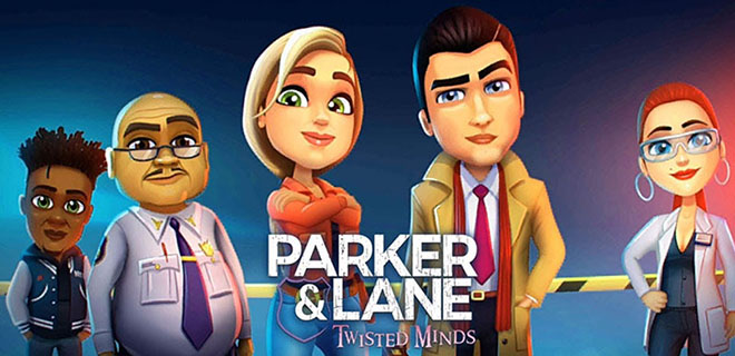 Parker & Lane: Twisted Minds – торрент