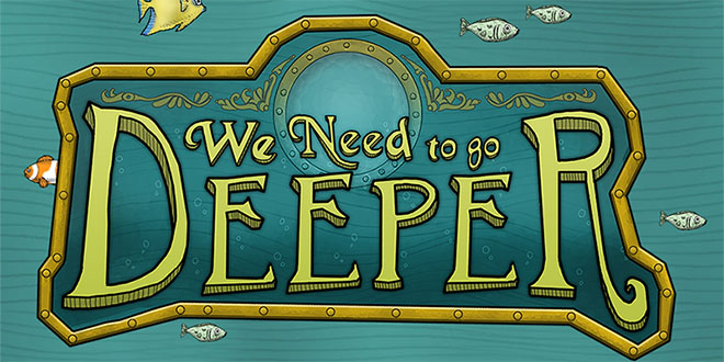 We Need to Go Deeper v0.8.7 - торрент