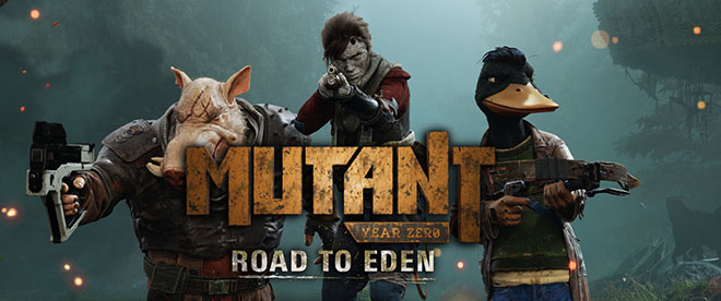 Mutant Year Zero: Road to Eden v1.08 – торрент