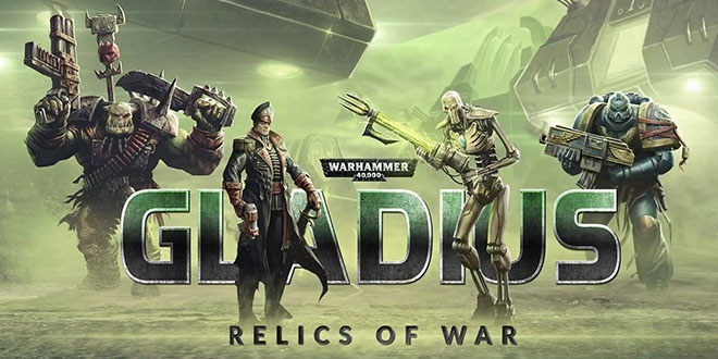 Warhammer 40,000: Gladius - Relics of War: Deluxe Edition v1.07.02 – торрент
