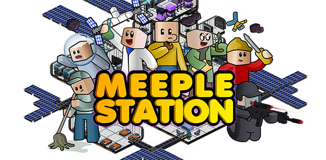 Meeple Station v0.6.04 – торрент