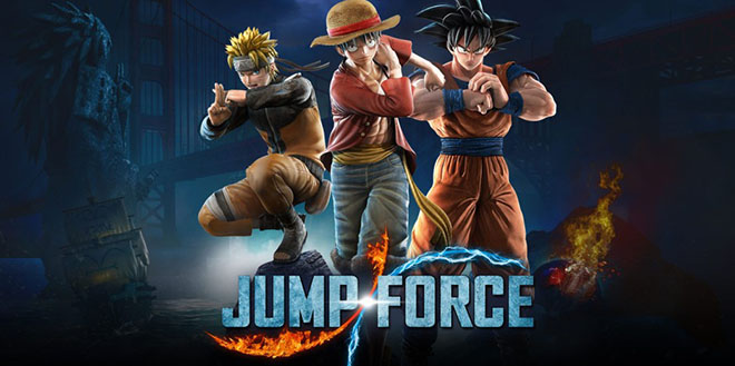 Jump Force - Ultimate Edition v1.07 – торрент