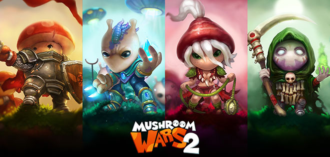 Mushroom Wars 2 - Episode 3: Red and Furious на компьютер – торрент