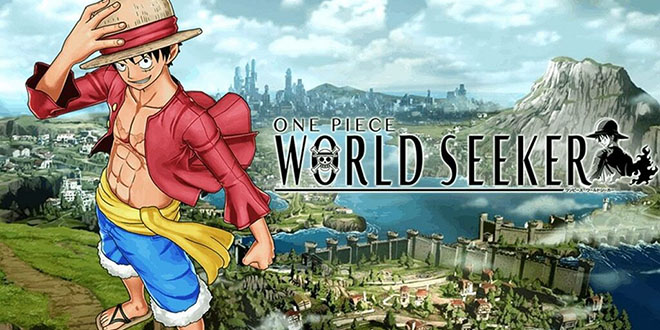 One Piece: World Seeker v1.0.1 - торрент