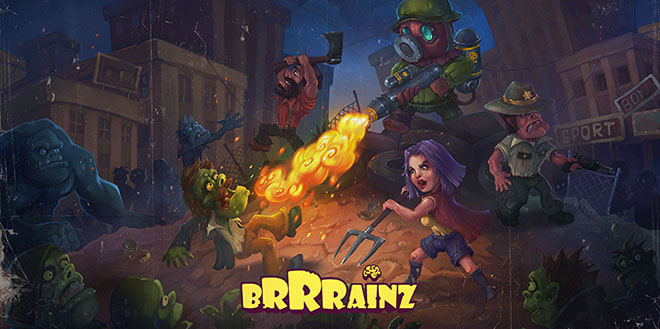 Brrrainz: Feed your Hunger v26.06.2019 - торрент