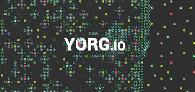 YORG.io - Steam версия