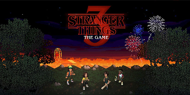 Stranger Things 3: The Game v1.2 - полная версия