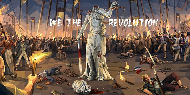 We. The Revolution v1.3.0 - торрент