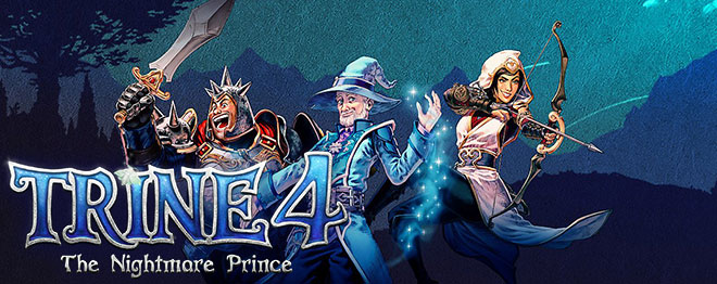 Trine 4: The Nightmare Prince v1.0.7998 - торрент