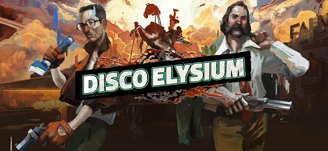 Disco Elysium Build 8487d973 - полная версия